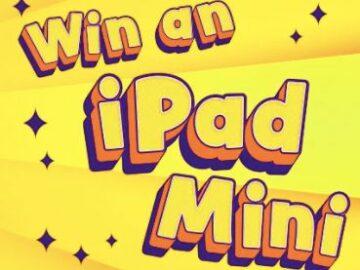 Book Riot iPad Mini Sweepstakes