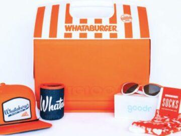 Whataburger Sweepstakes