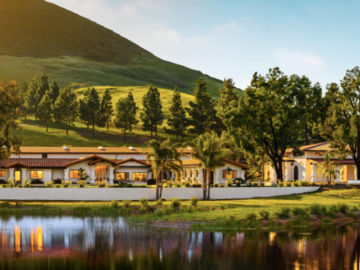 Paso Robles Wine Country Trip For 2 Vacation Giveaway