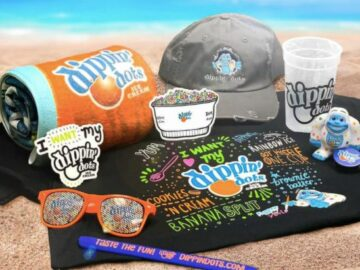 Dippin' Dots Frozeti's Summer Fun Sweepstakes