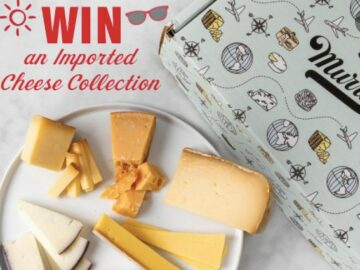 I Love Imported Cheese Sweepstakes (Facebook)