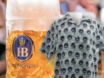 Hofbräu Summer Shirt Sweepstakes (Limited States)