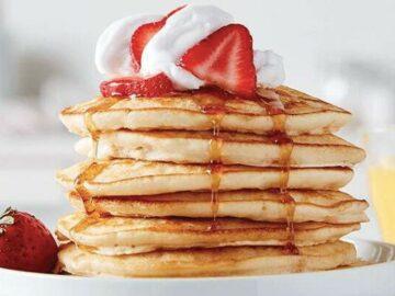 King Arthur Baking Ultimate Pancake Breakfast Giveaway