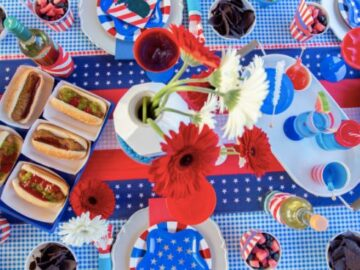 Oriental Trading Pick Your Favorite Fourth of July Look Giveaway