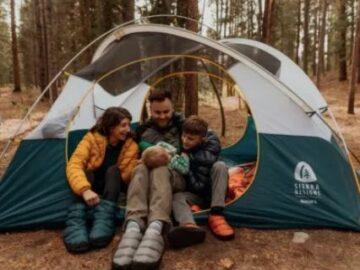 Sierra Designs Family Adventure Giveaway