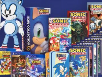 Sonic The Hedgehog's 30th Anniversary Sweepstakes
