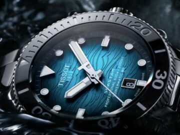 Tissot Style Dad Sweepstakes