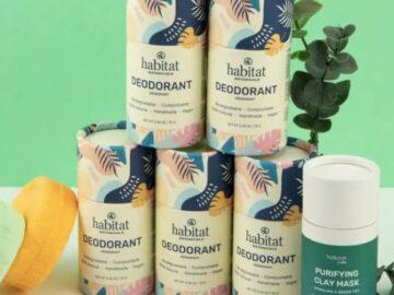 Habitat Free & Fresh Giveaway