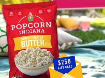 Popcorn Indiana Giveaway (Facebook)