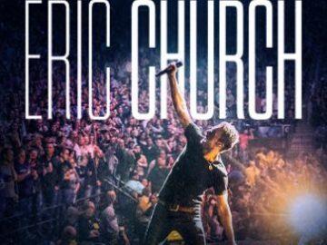 iHeart Radio Eric Church Flyaway Sweepstakes