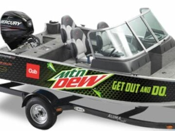 2021 MTN Dew Boat Sweepstakes (IL, MN Only)