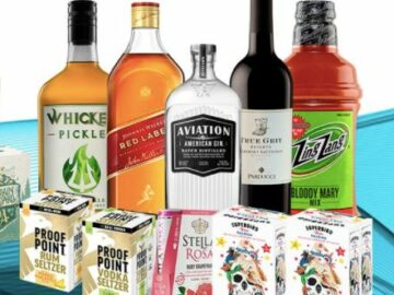 The MGM Wine & Spirits Sweepstakes 2021 (MN and WI Only)