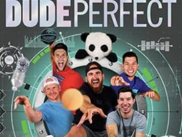 Dude Perfect Golden Giveaway