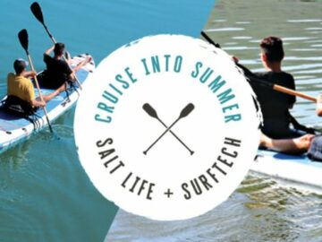 The Salt Life & SurfTech Cruise into Summer Promotion