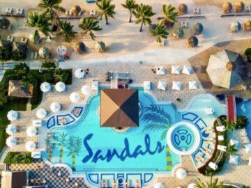 "Sandals Play Like ""The Shark"" Golf Sweepstakes"