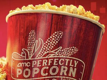 Coca-Cola AMC Theatres Instant Win 2021