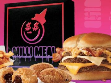 Jack in the Box One in a Milli Sweepstakes (Limited States)