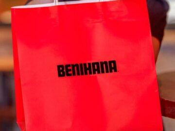 Benihana Win a Sushi Family Meal for 6 (Instagram)