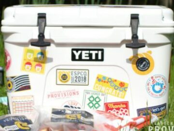 Eastern Standard Provisions Yeti Cooler Anniversary Giveaway