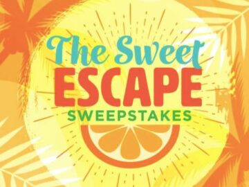 Summer Citrus from South Africa Sweet Escape Sweepstakes