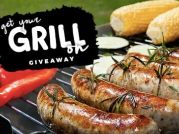 """Premio Foods """"Get Your Grill On"""" Sweepstakes"""