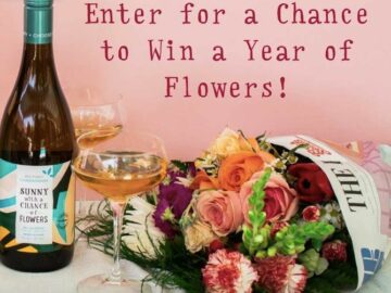 Sunny with a Chance of Flowers Choose to Bloom Sweepstakes