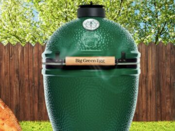 Paisano's Pizza Big Green Egg Giveaway (Limited States)