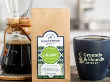 Grounds and Hounds Coffee Great Brew Giveaway