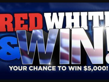 """Cumulus Radio """"Red White and Win Giveaway"""""""