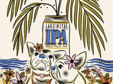 "The Lagunitas ""Dog Day Appreciation Party"" Contest"