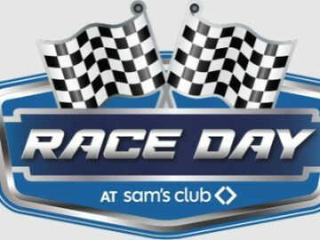 Race Day at Sam's Club Sweepstakes