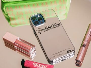Maybelline X Urban Sophistication Sweepstakes