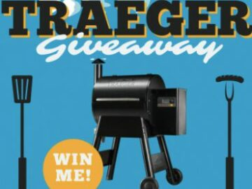 Churchill Mortgage's Summer Traeger Giveaway