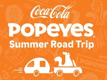 Popeyes Summer Road Trip Sweepstakes and Instant Win (Popeye's Rewards Members)