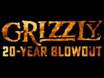 Grizzly's 20 Year Blowout Instant Win Game and Sweepstakes