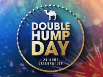 Camel Double Hump Day Sweepstakes + Instant Win