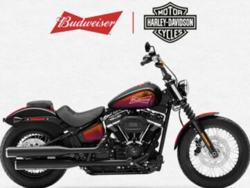Budweiser Harley-Davidson Giveaway (Limited States)