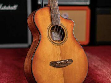 Breedlove Signature Concertina Acoustic Electric Guitar Giveaway