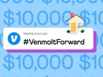 Venmo It Forward Giveaway (Instagram or Twitter)