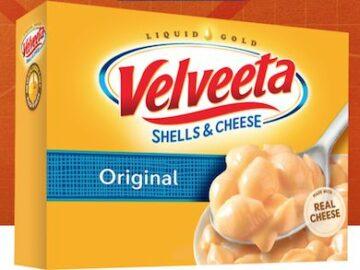 Velveeta Liquid Gold Rush Promotion (Purchase)