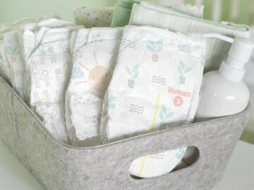 Huggies and Babylist Year of Diapers Sweepstakes
