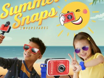 VTech Summer Snaps Sweepstakes