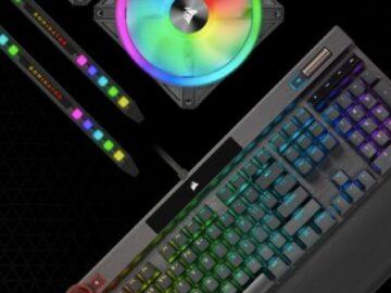 Corsair x Origan PC Worldwide Genesis Giveaway