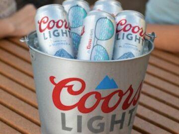 "Coors Light Summer ""Job"" Contest (Enter via Email)"
