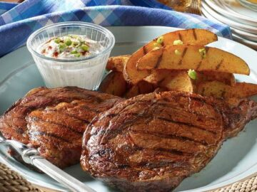 Beef It's What's For Dinner Fourth of July Giveaway