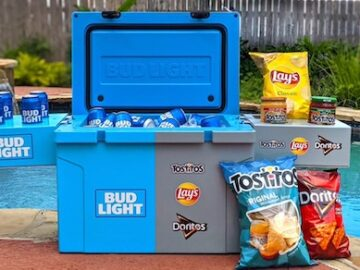 Bud Light x Frito Lay Cooler Giveaway (Facebook)
