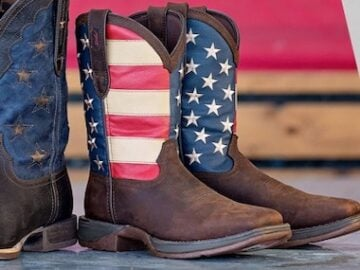 Cavender's and Durango 4th of July Boots Giveaway