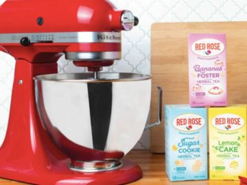 Red Rose Kitchen Aid + Sweet Temptations Giveaway