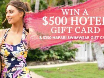 Hapari Giveaway