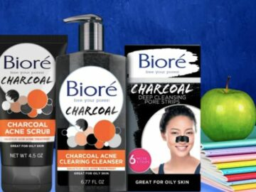 Biore Skincare x Chegg Study Pack Giveaway